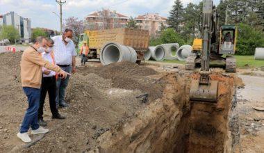 Edirne'de 520 kilometrelik altyapı çalışmasının 170 kilometresi tamamlandı