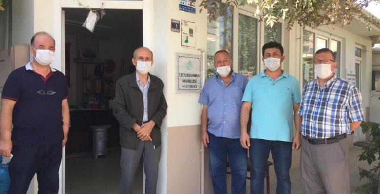 Saadet Partisi İl Başkanı Demirkıran'dan ziyaret