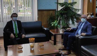 Başsavcı Karabacak'tan ziyaret