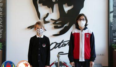 Edirneli öğrenciler matematik yarışmasında dünya 1'incisi oldu