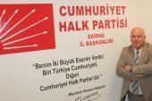 CHP İl Başkanı Pekcanlı'dan 19 Mayıs mesajı