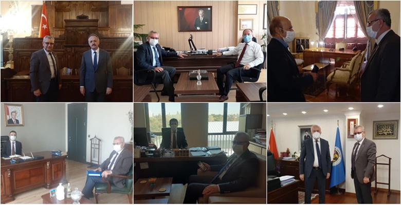 Başkan Helvacıoğlu'nun 'Ankara' çıkarması