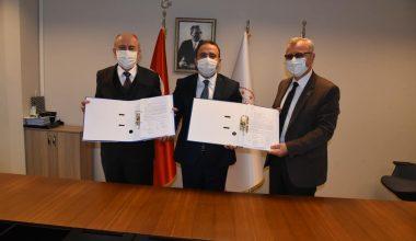 İbrice Limanı Fizibilite Destek Projesi'nin sözleşmesi imzalandı