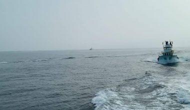 Kırklareli'nde deniz dibi temizliği