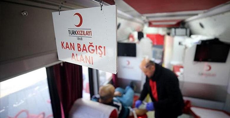 """Türk Kızılay; """"Kan ihtiyacına yönelik yeterli stok hazır bekletiliyor"""""""