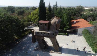 Kültür turizminin gözde adresi… Troya