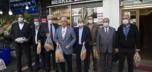 MHP'den 'Askıda ekmek' kampanyası