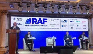 Rusya'da Türk otomotiv sektörü tanıtımı