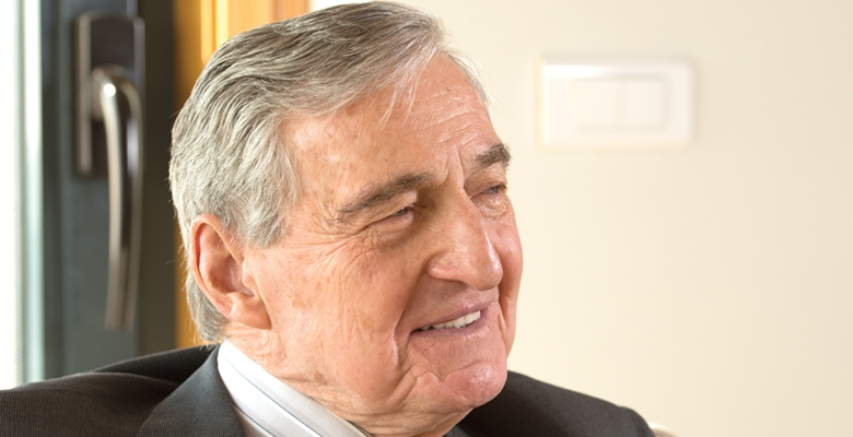 Koç Holding Şeref Başkanı Rahmi Koç taburcu edildi