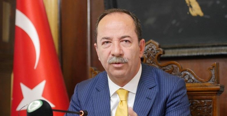"""Başkan Gürkan; """"İzmir'e yardıma hazırız"""""""