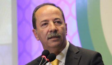 """Başkan Gürkan; """"Kovid-19 salgınında dahi, hayatlarını riske atarak, haber peşinde koştular"""""""