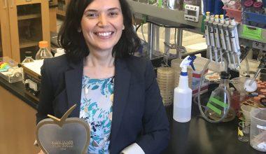 Sabri Ülker Bilim Ödülü Doç. Dr. Elçin Ünal'a verildi