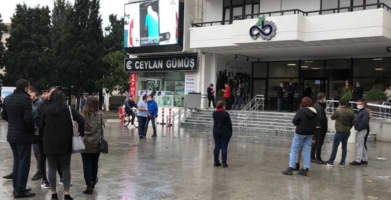 Seferihisar açıklarındaki deprem Trakya'da da hissedildi