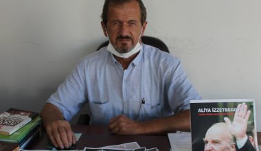 Serdivan Bosna Sancak Derneği'nin el sanatı ve dil kursları