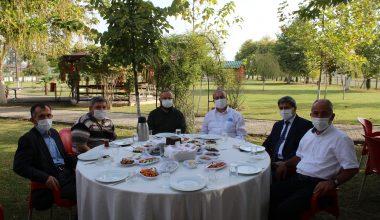 Söğütlü Belediye Başkanı Özten, cami ve din görevlileriyle buluştu