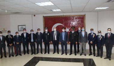Cam mozaikten Türk bayrağı…