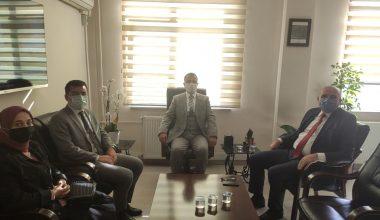 Kültür ve Turizm Müdürü Hacıoğlu, Malkara'da ziyaretlerde bulundu