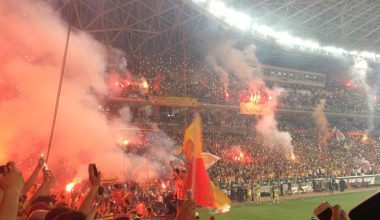 TFF ve Kulüpler Birliği, maçların % 30 seyirciyle oynanmasını talep etti