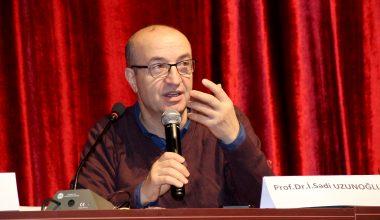 """Prof.Dr.Uzunoğlu: """"Salgının dünyadaki ülkelere faturası 12 trilyon dolar"""""""