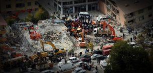 """Başkan İba'dan Van Depremi mesajı; """"Acısını unutmadık…"""""""