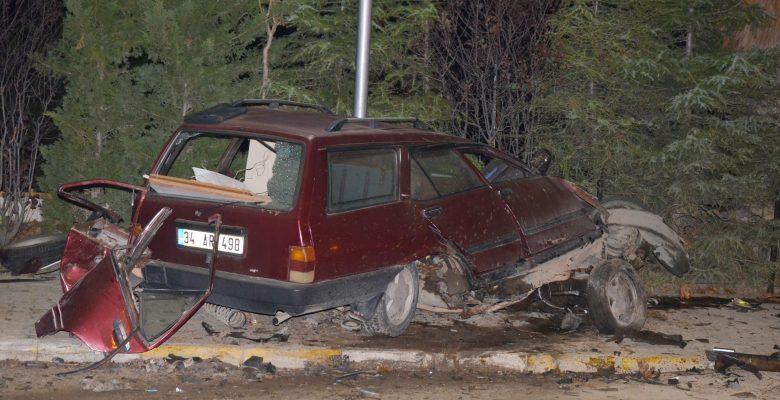 Ehliyetsiz sürücünün neden olduğu kazada ölüm!