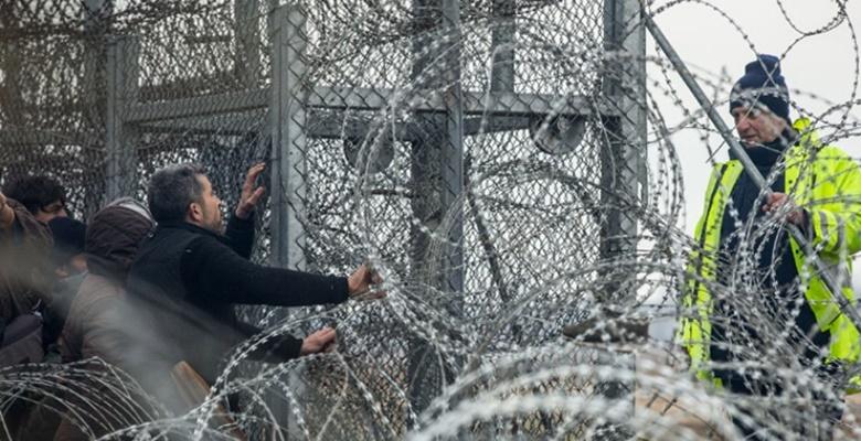 Meriç sınırında çelikten tel örgü… Nisan ayında bitirilecek!