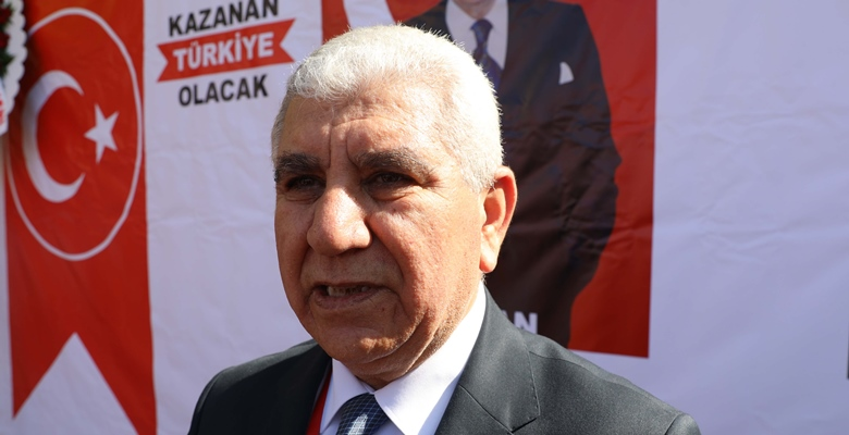 MHP il başkanı Tercan'dan 'geçmiş olsun' mesajı