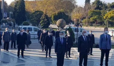 Kırklareli'nde 24 Kasım Öğretmenler Günü