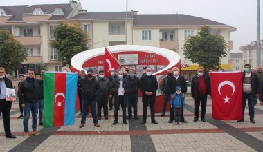 Ahıska Türklerinin sürgün edilişlerinin 76. yılı
