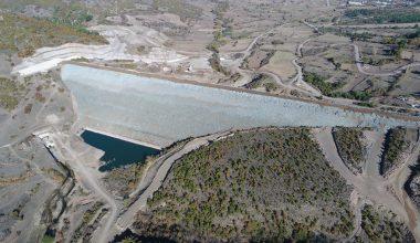Baraj su tutmaya başladı