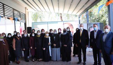 AK Parti Geyve İlçe Kadın Kolları 6. Olağan Kongresi