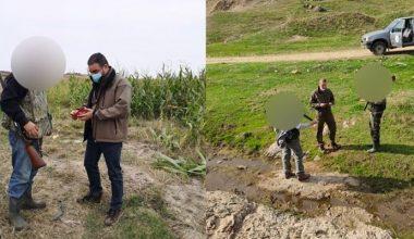 Edirne'de kaçak avcılıkla mücadele