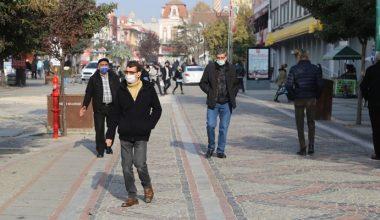 Edirne 407 bin 763 kişilik nüfusla 81 il arasında 49. sırada yer aldı