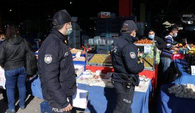 Edirne Polisten Bulgarca Kovid-19 uyarısı!