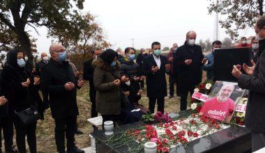 Eski CHP Milletvekili Muharrem İnce, Erdin Bircan'ı anma törenine katıldı