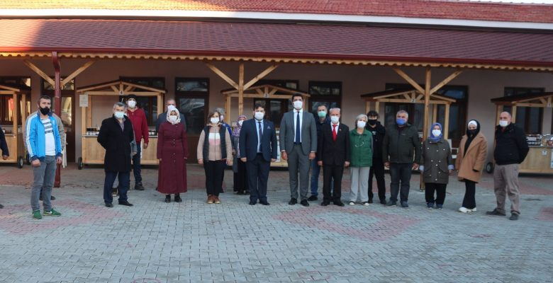 Fatih Dökümhanesi'nde 6 ülkenin yöresel ürünleri tanıtılıyor