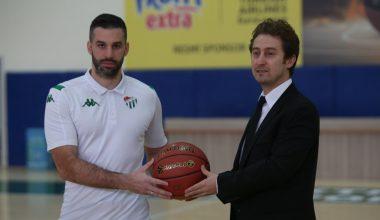 Frutti Extra Bursaspor, Dusan Alimpijevic ile sözleşme imzaladı