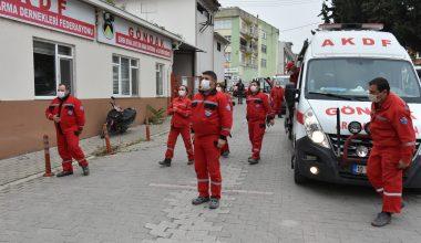Arama kurtarma ekipleri görevlerini tamamladı