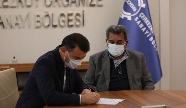 Devlet Hastanesinin inşaat ruhsatı imzalandı
