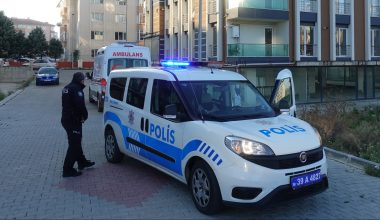 Balkondan düşen kişi hastanede yaşamını yitirdi