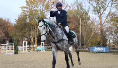Atatürk'ü Anma Engel Atlama Yarışmaları tamamlandı
