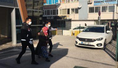 Otomobilden 200 bin lira çalan 3 şüpheli tutuklandı