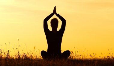 """""""1 haftadan kısa meditasyon ağrı şiddetini azaltmaktadır"""""""