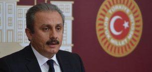 TBMM Başkanı Şentop'tan Edirne'nin kurtuluşunun 98'inci yılı mesajı