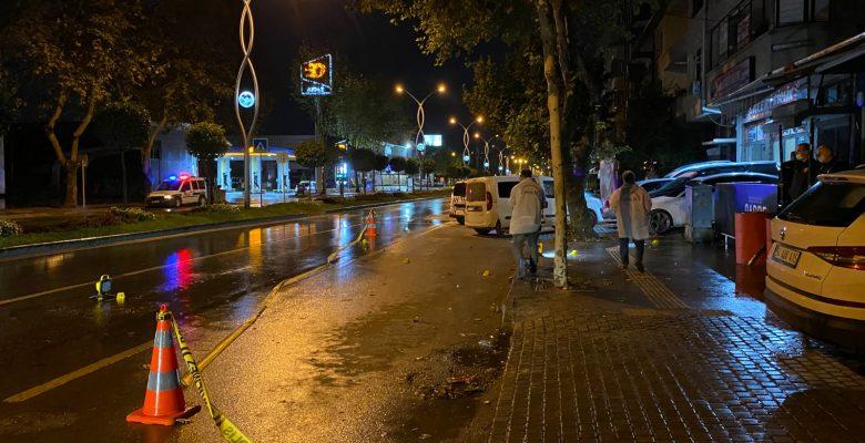 Sakarya'da eğlence mekanında çıkan silahlı kavgada 2 kişi yaralandı