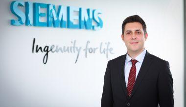 Siemens Türkiye'de yeni atama