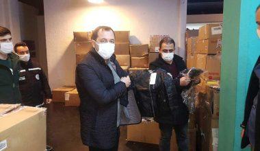 İhtiyaç sahibi ailelere belediyeden yardım