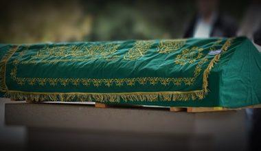 Cenaze defin işlemlerine yönelik açıklama!