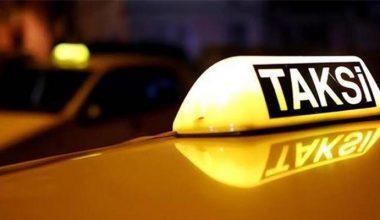 Edirne'de taksi plakaları ihaleye çıkarılacak