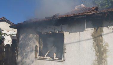 Malkara'da yangın! Sokakta kaldılar…